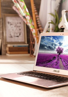 Laptop ZenBook UX303UA: 'Quái vật' núp bóng 'Người đẹp'