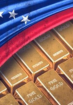 Venezuela bán vàng để trả nợ do cạn tiền mặt
