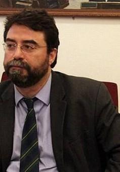 Một nghị sĩ Hy Lạp nhập viện vì bị hành hung