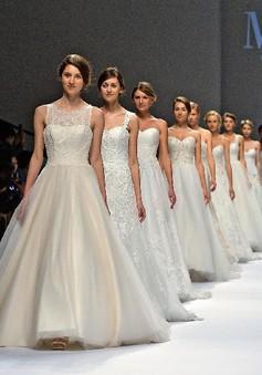 Những mẫu váy cưới nhìn là mê của Mon Cheri
