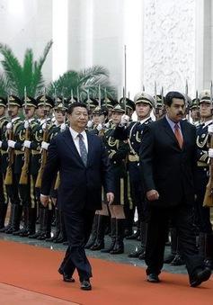Venezuela và Trung Quốc ký nhiều thỏa thuận hợp tác giá trị
