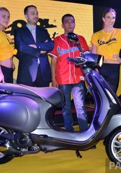 Vespa Sprint 150cc chính thức ra mắt tại Malaysia