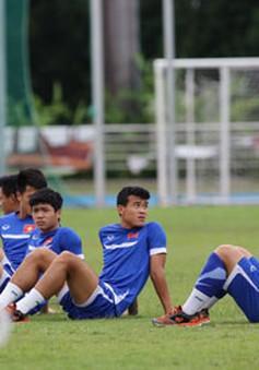 U23 Việt Nam quyết biến nỗi buồn thành sức mạnh