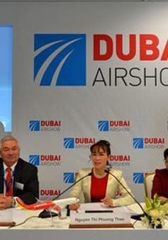 Vietjet đầu tư thêm 30 máy bay Airbus thế hệ mới