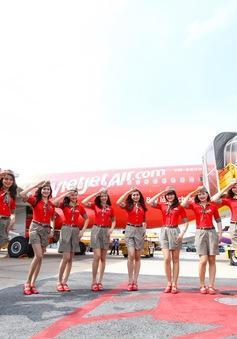 """Vietjet nhận giải thưởng """"Hãng hàng không giá rẻ tốt nhất châu Á 2015"""""""