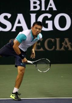 Lý Hoàng Nam dừng bước ở vòng 1 Giải quần vợt Việt Nam mở rộng