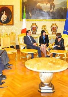 Đoàn đại biểu Đảng Cộng sản Việt Nam làm việc tại Hy Lạp và Italy