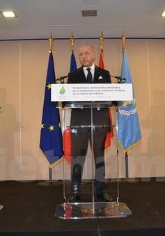 Hội nghị trù bị cho COP-21 đạt được nhiều bước tiến quan trọng