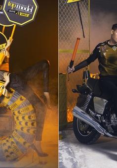 2 thí sinh có chiều cao khủng nhất Vietnam's Next Top Model 2015