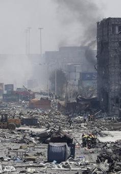 Trung Quốc xác định 40 loại hóa chất trong vụ nổ ở Thiên Tân