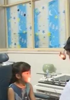 Cách xử trí khi trẻ bị viêm mũi họng