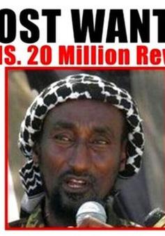Kenya truy nã thủ lĩnh phiến quân al-Shabab