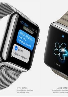 Tim Cook: Apple Watch tiêu thụ vượt mức mong đợi