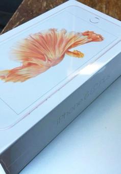 iPhone 6S xách tay bản Rose Gold về Việt Nam có giá gần 31 triệu đồng