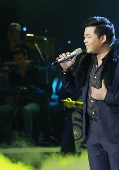 Quang Lê 'gây mê' khán giả trên sân khấu Bài hát yêu thích