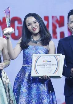 Cầu vồng 2015: Phong Linh giành ngôi vị Quán quân