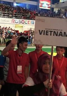 ABU Robocon 2015: Việt Nam giành vé vào vòng trong