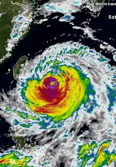 Siêu bão Soudelor chuẩn bị quét qua miền Đông Trung Quốc