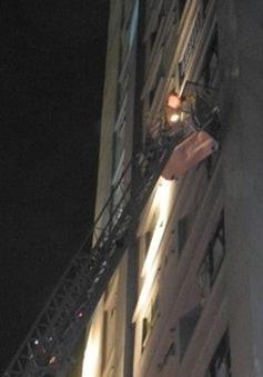 Tòa nhà CT4 Xa La chưa được nghiệm thu về phòng cháy chữa cháy