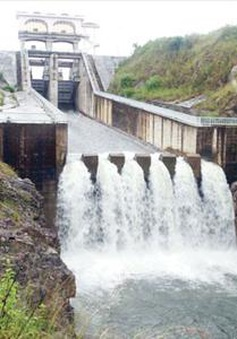 Kiểm tra tình hình lấy nước sản xuất vụ Đông Xuân