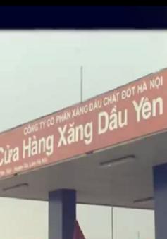 Bắt quả tang 2 cây xăng gắn chíp gian lận tại Hà Nội