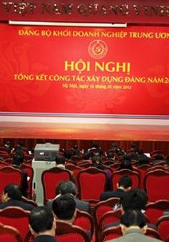 Đảng bộ Khối Doanh nghiệp Trung ương họp tổng kết năm 2014