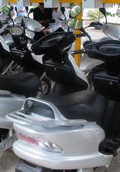 Từ 7/12, xe máy điện phải đăng ký biển số