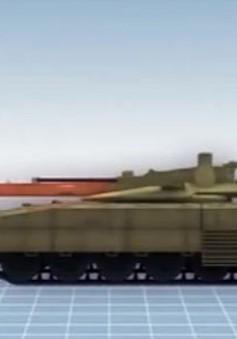 Nga giới thiệu siêu xe tăng T-14 Armata