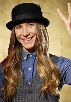 Sawyer Fredericks đăng quang The Voice Mỹ mùa 8