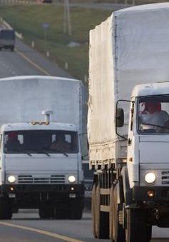 Nga ra lệnh chặn tất cả các xe tải Ukraine tiến vào lãnh thổ