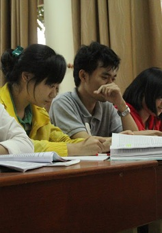 Hôm nay (20/4), học sinh Hà Nội thi thử THPT Quốc gia