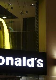 Pháp cáo buộc McDonald's nợ 300 triệu Euro tiền thuế