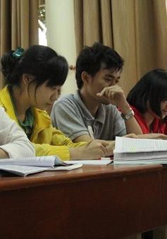 Gần 70.000 thí sinh dự kỳ thi đợt 1 vào Đại học Quốc gia Hà Nội