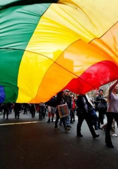 Hàng nghìn người Australia biểu tình đòi hợp pháp hóa hôn nhân đồng tính