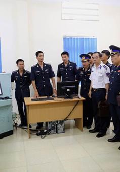 Khai giảng khóa học đầu tiên tại Trung tâm Huấn luyện Cảnh sát biển