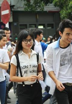 Thi THPT quốc gia: Không chấm điểm những bài thi có dấu hiệu nghi vấn
