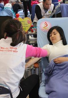 Trên 2.000 người tham gia ngày hội hiến máu ở Khánh Hòa