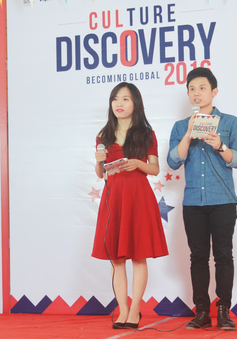 Culture Discovery 2016 - Sân chơi sinh viên tìm hiểu văn hóa các nước nói tiếng Anh