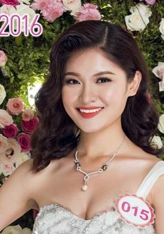 Á hậu 2 Hoa hậu Việt Nam 2016 bật mí chuyện đi thi chỉ với 3 bộ váy