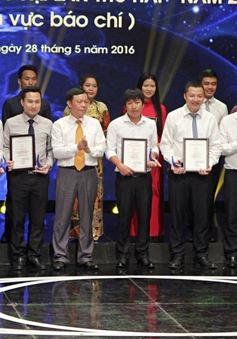 VTV giành 5 giải thưởng về thông tin đối ngoại lần thứ 2