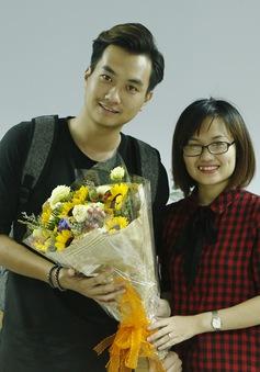 GLTT với diễn viên Phạm Anh Tuấn - Chàng Hotboy trong Zippo, Mù tạt và Em