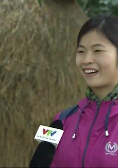 Cái Tết đặc biệt của nhà vô địch châu Á Trương Thị Phương