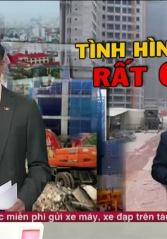 """Vi phạm trật tự xây dựng tại Hà Nội: Do cơ quan chức năng """"bật đèn xanh""""?"""