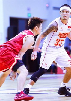 Saigon Heat thất bại trước Singapore Slingers