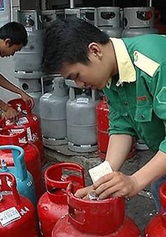 Giá gas bán lẻ tăng 28.000 đồng/bình 12kg