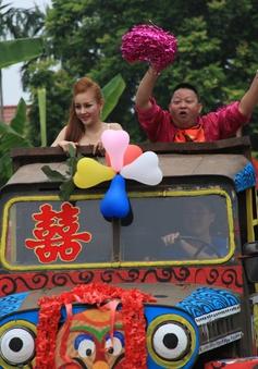 Lấn sân điện ảnh, DJ Ngọc Mymy sắm liền 2 vai trong phim hài Tết