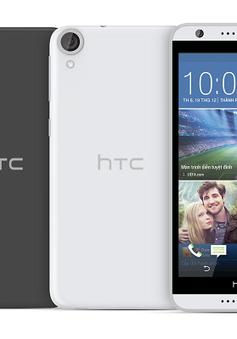 HTC Desire 820G+: Thiết kế trẻ trung, selfie đẹp