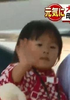 Bé gái 2 tuổi sống sót sau hơn một ngày lạc trong rừng
