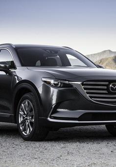 """Mazda CX-9 2017 rục rịch """"lăn bánh"""" về Việt Nam"""