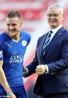 """Vardy điên tiết vì thông tin """"đâm sau lưng"""" Ranieri"""